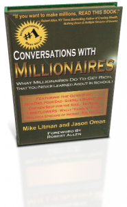 Conversations with Millionaires bestselling book