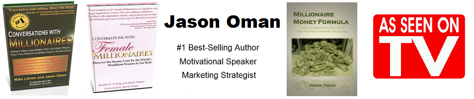Jason Oman Success Secrets